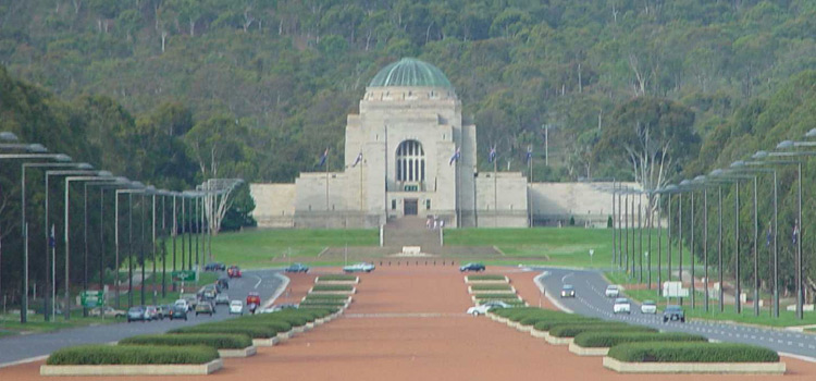 Canberra: Heart of the Nation