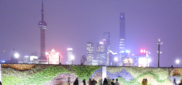 Shanghai and Southwest China
