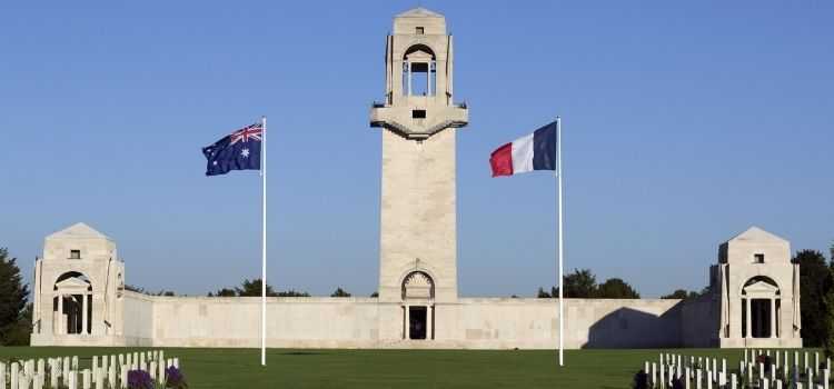 WWI and WWII Tour