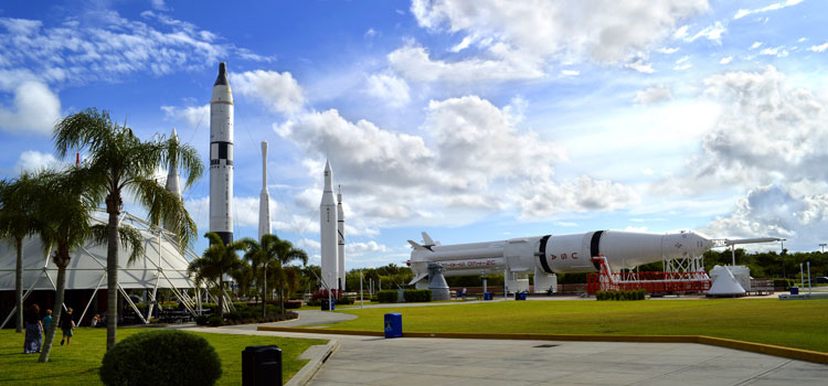 Kennedy Space Centre – Camp KSC