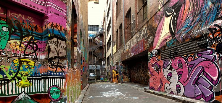 Melbourne – Winter Masterpieces Art Program