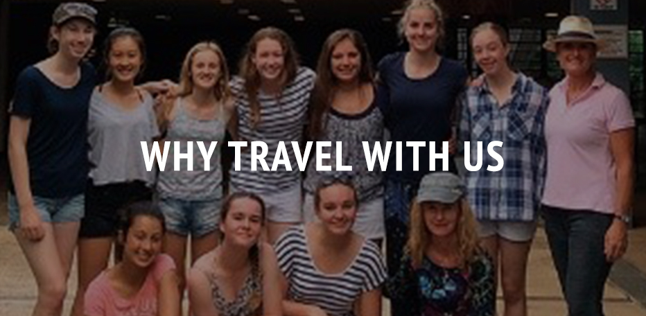Why Travel With Us